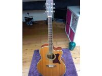 Tanglewood Electro Acoustic Guitar TW55