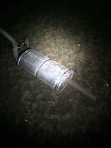 07-13 chev muffler and tailpipe with hangers Kingston Kingston Area image 1
