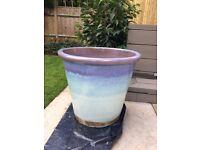Large Ceramic Garden Pot
