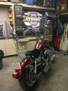 2007 1200 Sporty Bobber Trade for quad or side by side or Jeep