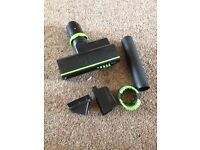 G-Tech Multi handheld vacuum attachments