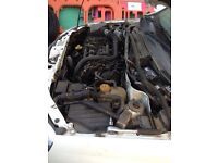 Vauxhall combo for parts