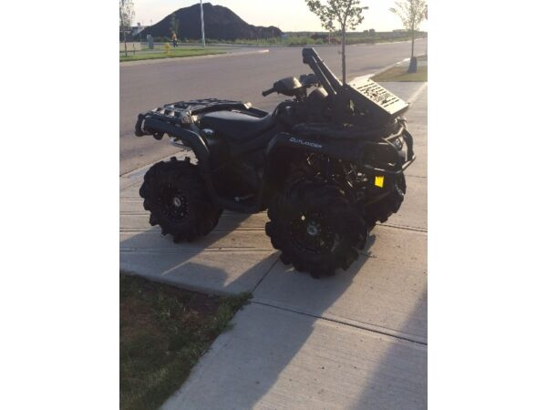 Used 2012 BRP Can Am Outlander 1000 XT