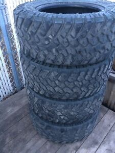 nitto trail grapplers 285/65r18