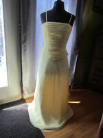 Yellow Prom Dress. Size 6. Try On/Pick Up Saturday