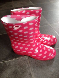 Childrens wellies - all new