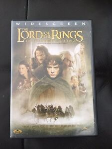 The Lord of the Rings The Fellowship of the Rings