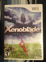 Xenoblade Chronicles Mint Condition