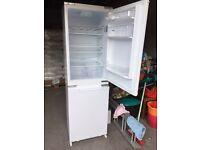 6ft 50/50 fridge freezer integrated