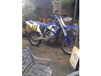 Yamaha wr 400 spares or repairs