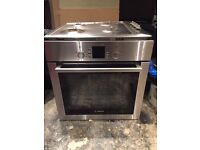 BOSCH Integrated oven & Hob