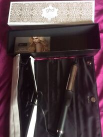 GHD curve curl tong
