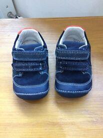 Clark's Tiny Tom Shoes