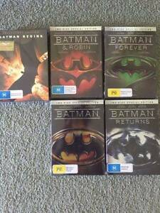 Batman DVD's - Brand New! Point Cook Wyndham Area Preview