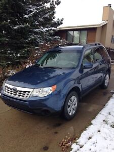 2013 Subaru Forester - SOLD pending pickup