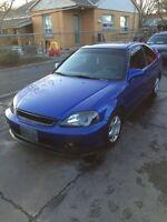 "Amazing deal ""2000 Honda Civic Si"""