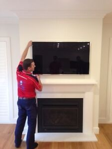 "CALGARY'S EXPERT ""DISCOUNT"" WALL MOUNTING TV INSTALLATION"