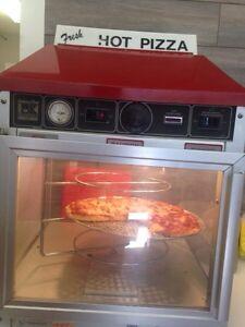 Pizza warmer