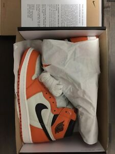 Jordan 1 sbb away size 8 DS