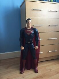 31 inch Superman Man of Steel