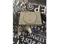PlayStation 1 £15