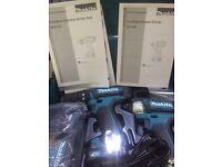Makita - drill and impact drive kit