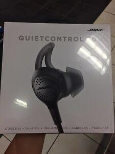 Écouteurs sans fil QuietControl 30 de Bose