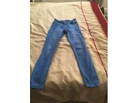 Ted baker blue jeans worn once
