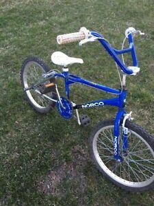Classic Norco BMX