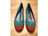 Iron fist shoes size 8