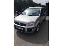 Ford Fusion 1.4 TDCI STYLE CLIMATE (silver) 2007