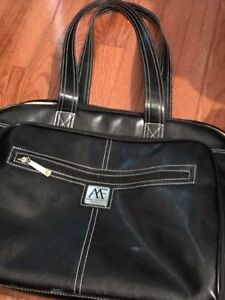 Selling Leather Laptop Bag (Used One Time)