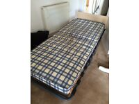 Single fold down bed for sale
