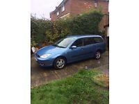 Ford Focus estate petrol 2003