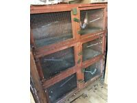 Rabbit / guinea pig Hutches