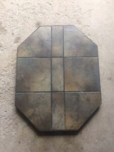 Hearth fire place pad