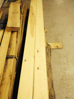 For Sale #2 1 x 5 Tongue and Groove Red Pine Flooring