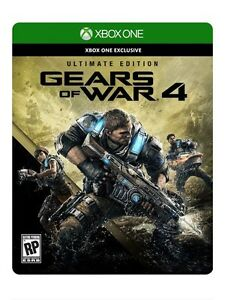 Gears of War 4 - Perfect Condition