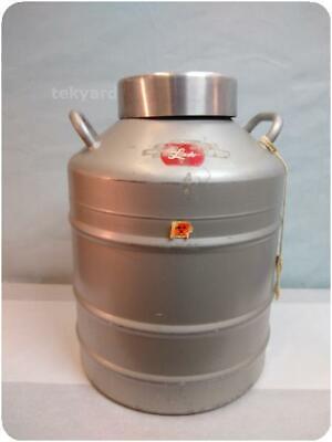 Linde Lr-30 Liquid Nitrogen Dewar 243479