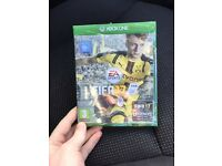 FIFA 17 Xbox one BRAND NEW