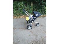 Quinny buzz pushchair