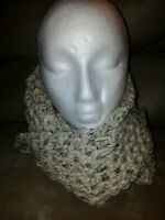Hand made, One of a kind, Cowl/Infinity Scarf