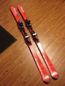 Rossignol 170cm comme neufs