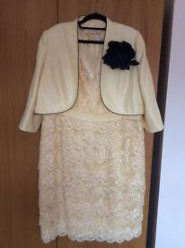 Gorgeous jacques vert dress and jacket