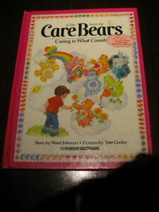 A TALE from the CARE BEARS [Based on TV SPECIAL] PARKER BROTHERS