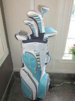Set de Golf 8 Bâtons Cobra Sapphire Femme Gauchère NEUF