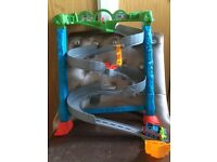 Thomas the tank thrills & spills playset