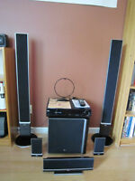 LG Home Theatre System - $80 (South Vancouver)