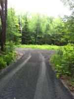 Fabulous building lot in the heart of Muskoka