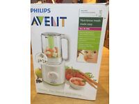 Avent combined steamer & blender (cost £70!)